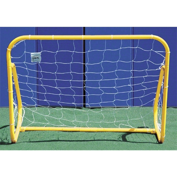 Goal Sporting Goods 3X4 Small-Sided Goal (Yellow)