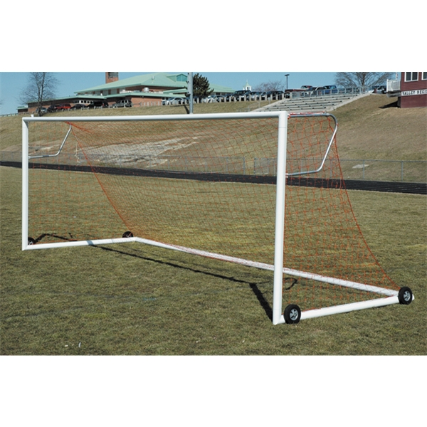 Goal Sporting Goods Official Round European Elliptical Goal-37' x 12'