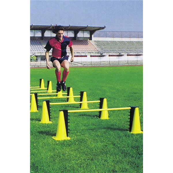 Goal Sporting Goods Graduated Hurdles, Set of 7