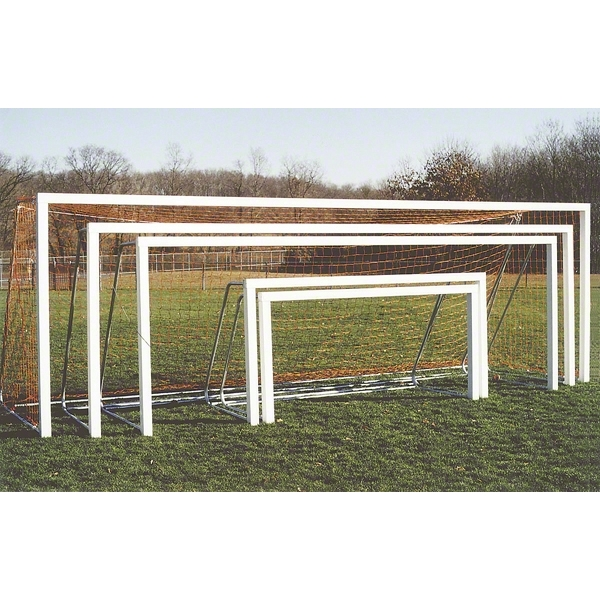 Goal Sporting Goods Official 6X12 Square Aluminum Goal