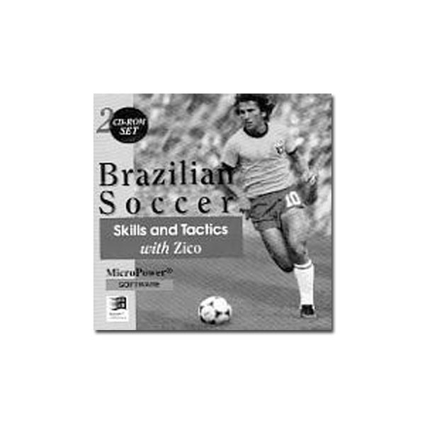 Brazilian Soccer Skills and Tactics Video 1