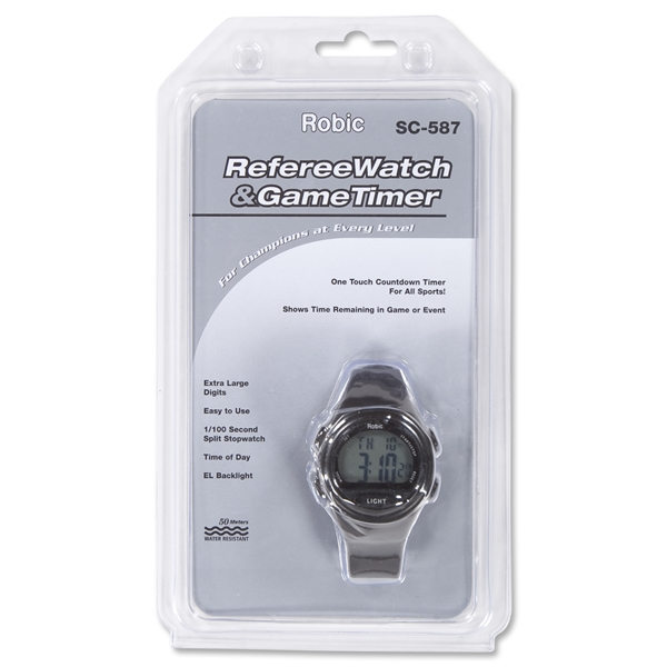 Referee Watch & Game Timer