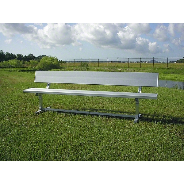 Pevo 15' Team Bench with Back