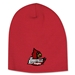 University of Louisville Rugby Beanie (Red)