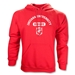 Indiana University Rugby Hoody (Red)