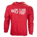 Give Blood Play Rugby Hoody