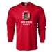 Ohio State Rugby LS T-Shirt (Red)