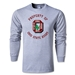 Property of Ohio State Rugby LS T-Shirt (Gray)