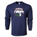 New York Rugby Club Long Sleeve T-Shirt (Navy)