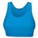 Gemsports Sports Bra-Neon Blue (Teal)
