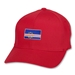 Cape Verde Flex Fit Cap (Red)