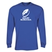 Rugby Romania LS T-Shirt (Royal)