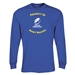 Property of Rugby Romania LS T-Shirt (Royal)