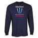 Melbourne Rebels LS Supporter T-Shirt (Navy)