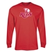 Queensland Reds LS Supporter T-Shirt (Red)