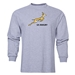 South Africa Springboks Men's LS T-Shirt (Gray)