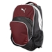 PUMA Teamsport Formation Ball Backpack (Maroon)