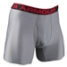Under Armour 6 Inch Boxer Jock (Gray)