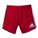 adidas 3-Stripes Performance Rugby Short (Red)