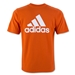 adidas Logo T-Shirt (Orange)