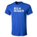All Star Rugger Youth T-Shirt (Royal)
