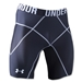 Under Armour HeatGear Core Compression Short Lite (Blk/Wht)