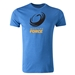 Western Force Premier Supporter T-Shirt (Heather Royal)