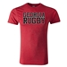 Georgia Supporter Rugby T-Shirt (Heather Red)
