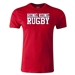 Hong Kong Supporter Rugby T-Shirt (Red)