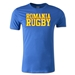 Romania Supporter Rugby T-Shirt (Royal)