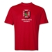 Ohio State Rugby Performance T-Shirt (Red)