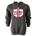 Scrum and Roses Alternative Rugby Commentary Hoody (Dark Gray)