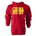 China Rugby Country Hoody
