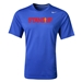 StandUp Nike Legend Poly Top (Blue)