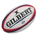 Gilbert Photon Match Rugby Ball (Red/Blue)