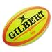 Gilbert Omega Match Rugby Ball (Fluoro/Orange)