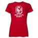 Ohio State Rugby Women's T-Shirt (Red)