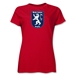 Utah Lions Women's T-Shirt (Red)