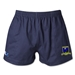 Media Rugby BLK Training Rugby Shorts (Navy)