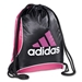 adidas Bold Sackpack (Black/Pink)