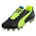 PUMA evoSPEED 1.2 FG (Black/Fluorescent Yellow)