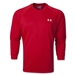 Under Armour LS T-Shirt (Red)