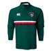 Leicester Tigers 13/14 Home Pro LS Rugby Jersey