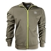 Umbro Taped Track Jacket (Olive)
