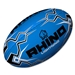 Rhino Blue Lightning Rugby Ball (size 4)