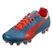 PUMA evoSPEED 4.2 FG (Sharks Blue/Fluo Peach/Fluo Yellow)