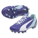 Puma 4.3 FG Women's (Blue Iris/White/Aruba Blue)