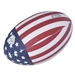 USA Flag Supporter Rugby Ball
