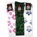 Monkey/Camo/Flower Sock