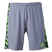 adidas Squadra+ Short (Gray/Green)